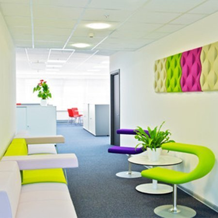 Office Furniture and Interiors