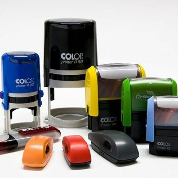 Rubber Stamps and Custom Marking Devices