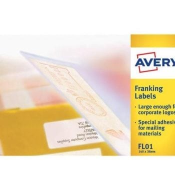 Franking Labels - Fusion Office