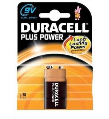 9 Volt MN1604 Batteries - Fusion Office
