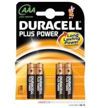 AAA MN2400 Batteries - Fusion Office