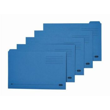Tabbed Manilla Folders