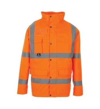 High Visibility Jackets - Fusion Office