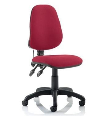 Posture Chairs No Arms - Fusion Office