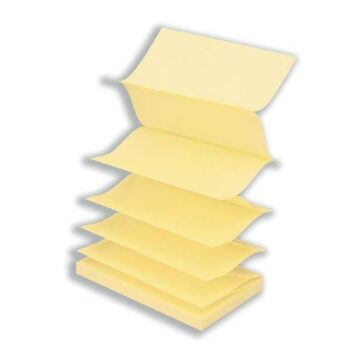 Sticky Notes Fanfold