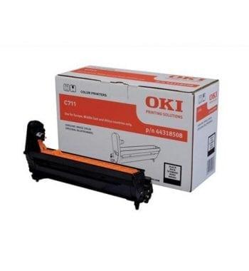 OKI Toner Laser Imaging Drum Unit Black Ref 44318508