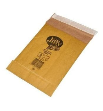 Padded Protective Brown Envelopes - Fusion Office
