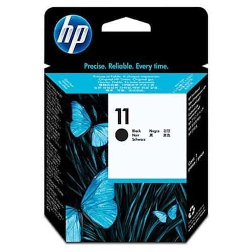 HP 11 Black Printhead C4810A   Original Authentic HP - Hewlett Packard   Great Everyday Pricing   Fusion Office