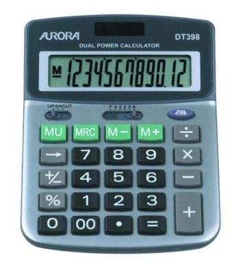 Semi Desktop Calculators - Fusion Office