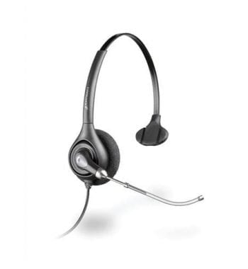 Plantronics Headset SupraPlus Wired Quick Call Comfortable Ref H251/A/36828-31/41 - Fusion Office