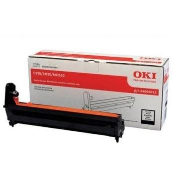 OKI Laser Imaging Drum Unit Black Ref 44064012