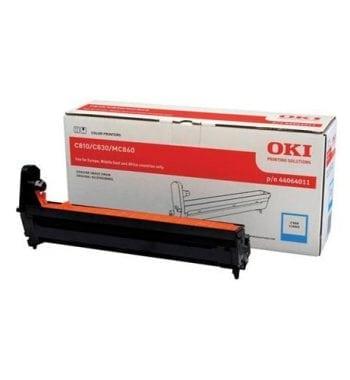 OKI Laser Imaging Drum Unit Cyan Ref 44064011
