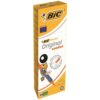 BIC Matic Grip Pencil 0.7mm 890284 [Pack 12] | Includes 3 replacements HB leads | Rubber grip for comfort and control | Fusion Office UK