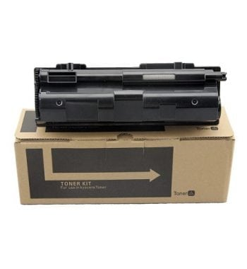 Compatible Kyocera TK-130 TK130 Black Toner - Fusion Office