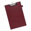 Clipboard Red Standard A4/Foolscap | Fast UK Delivery | Fusion Office