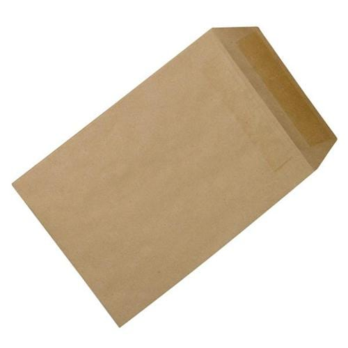 Pocket Envelopes C5 90gsm Manilla Plain Self Seal [Pack 500]   Ideal for posting A5 148x210mm documents   Fusion Office