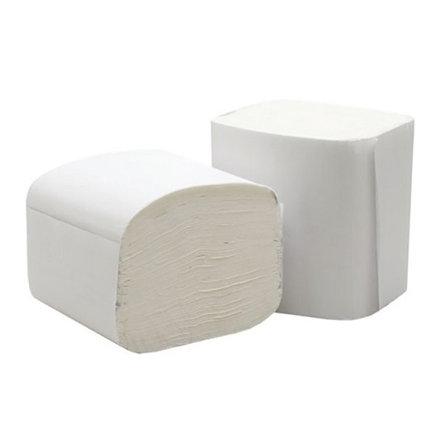 Toilet Tissue Bulk Pack 250 Sheets White Pack 36 | A value for money white toilet tissue for bulk pack dispensers | Fusion Office