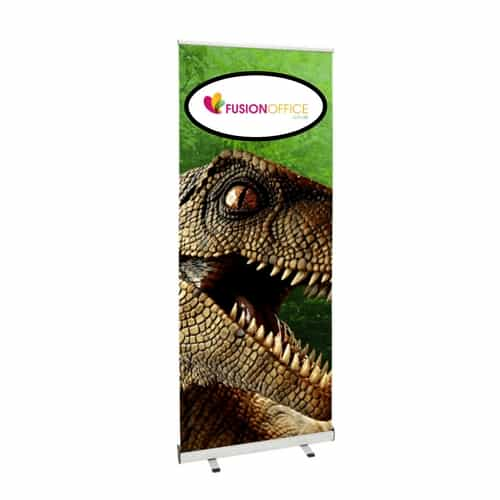Fusion Value Roller Pull Up Banner - Fusion Office