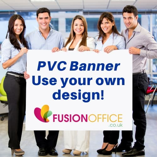 PVC Standard Banner - Fusion Office