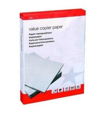 A3 Copier Value Paper - Fusion Office