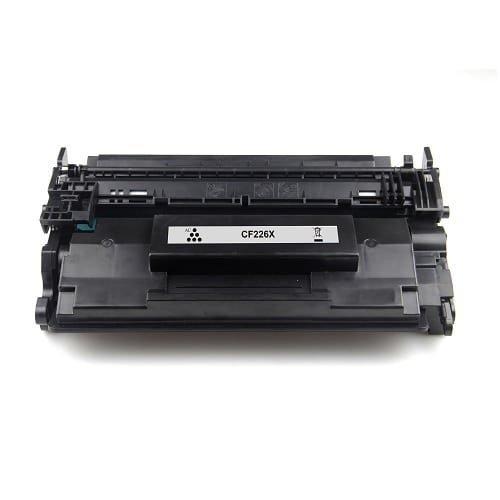 Compatible Hewlett Packard HP 26X CF226X Black Toner - Fusion Office
