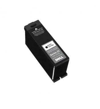 Dell Inkjet Cartridge Black Ref 592-11327 X737N T091N - Fusion Office