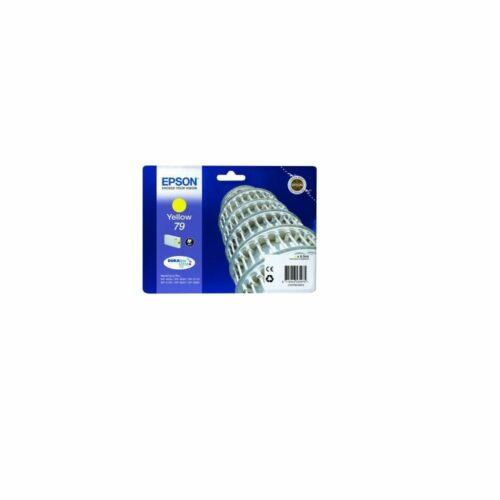 Epson Inkjet Cartridge Yellow Ref C13T79144010 T7914 - Fusion Office
