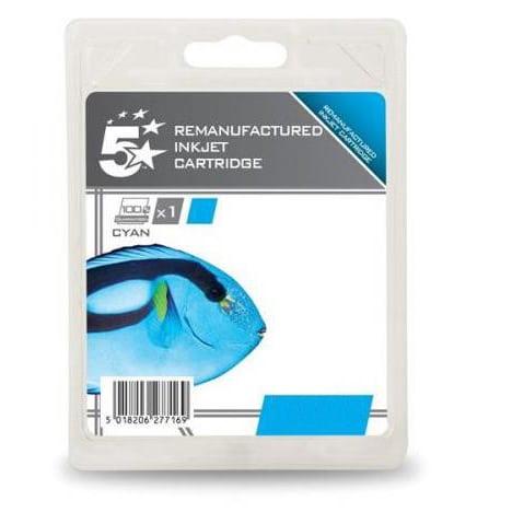 Fusion Compatible Inkjet Cartridge Cyan Ref Hewlett Packard [HP] 971XL CN626AE