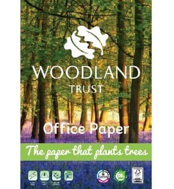 Woodland Trust A4 Paper - Fusion Office