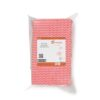 All Purpose Cleaning Cloths Red [Pack 50]   Anti-microbial to protect from bacteria build up   Absorbent & textured   Fusion Office