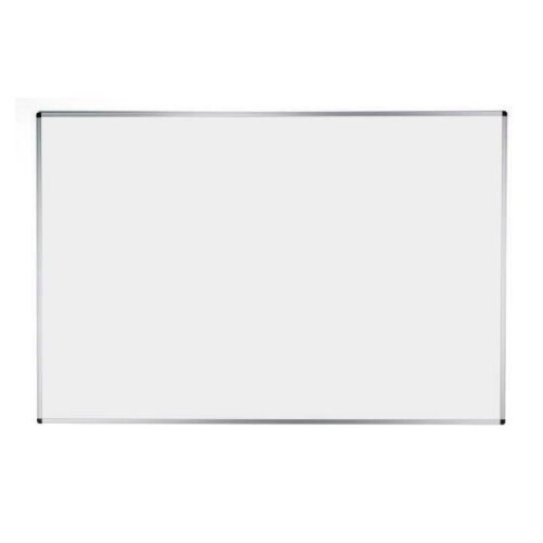 Adboards WCNM-0906-99 Non-Magnetic Dry Wipe Board 900x600mm   Double Sided Plain & 25mm Grid   Made in the UK   Fusion Office UK