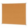 Metroplan Noticeboard 1500x1200mm Cork 44554/CK | Quality Noticeboard | Accepts drawing, map, push & marking pins | Fusion Office UK
