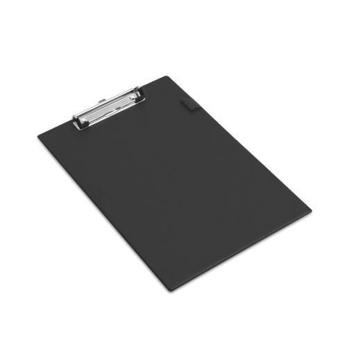 Clipboard Black Foldover A4/Foolscap | Fast UK Delivery | Fusion Office