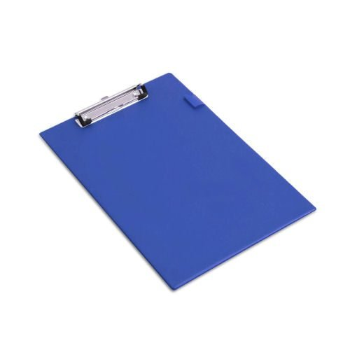 Clipboard Blue Foldover A4/Foolscap   Fast UK Delivery   Fusion Office