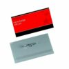 Pin Name Badges Large 54x90mm Pack 50   A simple & cost effective option. Great for conferences & exhibitions   Fusion Office