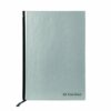 Pukka Pad Silver Casebound Book A4 RULA4 [Pack 5]   A professional range designed for everyday use   192 Pages / 96 Sheets   Fusion Office UK