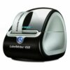 DYMO LW LabelWriter 450 Label Maker S0838810   Desktop label maker with PC link   51 labels per minute   600x300dpi   Fusion Office