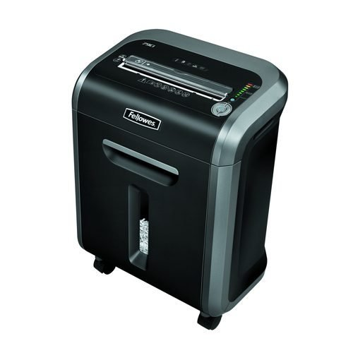 Fellowes Powershred 79Ci Cross-Cut P-4 Shredder 4679101   Shreds 16 sheets into 4 x 38mm particles (Security Level P-4)   Fusion Office
