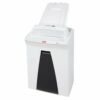 HSM Securio AF300 Auto Feed Cross Cut P-4 Shredder 2093811   Automatic paper feed and lockable stack   Fusion Office