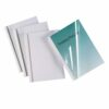 GBC ThermaBind Covers 4mm White A4 IB370038 [Pack 100] | These Thermal Binding covers give a 'perfect bound' look | Fusion Office UK