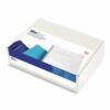 GBC WireBind Wires 6mm White 34 Loop RG810470 [Pack 100]   WireBind is the premium choice for a professional finish   Fusion Office UK