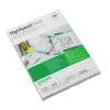 GBC Hi-Speed Laminating Pouches A4 150mic 3747347 [Pack 100] | Feed through on the long edge for up to 30% quicker | Fusion Office UK