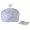 Rexel Shredder Waste Sacks 200 Litres 40014 [Pack 50] | Dimensions: 330 x 460 x 110mm | Sack capacity: 200 Litres | Fusion Office UK