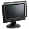 3M PF190C4F Framed Privacy Screen Filter 19inch 5:4 | Matte surface helps reduce glare and hide fingerprints | Fusion Office UK - Andover