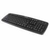 Kensington Value Keyboard USB 1500109 | 105 Key keyboard layout | Plug & Play operation with USB connection | Fusion Office UK
