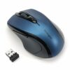 Kensington Pro Fit Wireless Mouse Sapphire Blue K72421WW | Compact size for travel convenience | Fusion Office UK