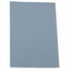 Square Cut Folders Blue 180gsm Foolscap [Pack 100] | 180gsm lightweight manilla | 100% recycled & 100% recyclable | Fusion Office