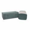 V-Fold Hand Towels Blue 1 ply   I-Fold   Dries hands hygienically & efficiently   Soft absorbent & strong   Fusion Office