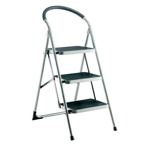 Barton Topstep Foldable Step Ladder 3 Tread SL/3