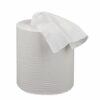 Jumbo Centrefeed White Rolls Pack 6 | Strong and absorbent 2-Ply white paper rolls | FSC Certified | Fusion Office